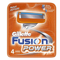 Carga Gillette Fusion Power C/4