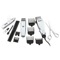 Kit Home Grooming Wahl: Máquina De Cortar Cabelo 220v