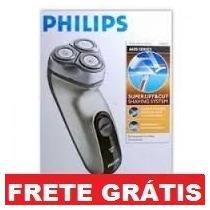Barbeador Eletrico Philips Recarregavel 3 Cabeças - Promoção