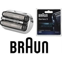 Lamina Barbeador Braun Series 3 - 32b Original Frete Gratis