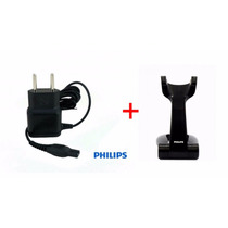 Kit Base Com Carregador Para Philips Bodygroom Pro Tt2040