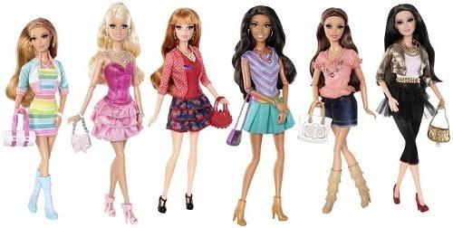 Barbie fashionista life in the dreamhouse mattel barbie