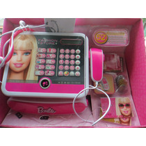 Barbie Caixa Registradora Intek