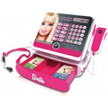 Caixa Registradora Da Barbie Original Intek