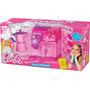 Máquina De Café Expresso Barbie Chef Lider