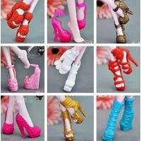 Sapato Para Boneca Monster High * Bota Sapatinho Botinha