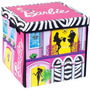 Casa Porta Tudo Barbie - Fun