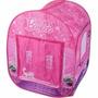 Barbie Barraca Infantil Com Linda Bolsa Trasporte
