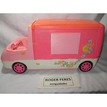 Barbie Carro Caminhão Boneca Barbie Mattel - Sem Juros