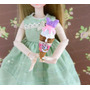 Sorvete Disney Para Barbie * Blythe * Pullip Dal Re-ment