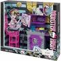 Sala De Aula Monster High Bdd81- Mattel