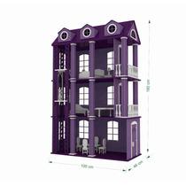 Casa Dos Sonhos Barbie - Tam: 100 X 46 X 160cm