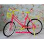Linda Bicicleta Para Boneca Barbie * Susi * Monster High