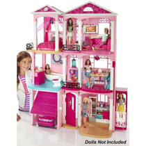 Nova Casa Dos Sonhos + Brinde - Mattel