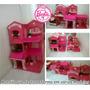 Casa Da Barbie - Estilo Mansão