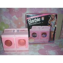 Maquina De Lavar Da Barbie