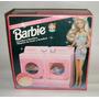 1991 Barbie Maquina De Lavar E Secar - Na Caixa - Nova!