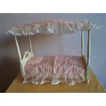 Cama Dos Sonhos Barbie - Completa - Antiga