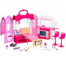 Barbie Real Casa De Ferias Luz Som - Mattel Sonho Ken