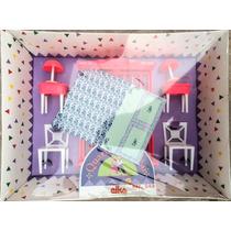 Raridade: Quartinho De Bonecas De Papai Elka Novo Na Caixa