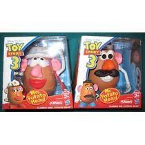 Toy Story 3 - Sr E Sra Cabeça De Batata