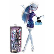 Monster High Scaris City Of Frights Abey Bominable