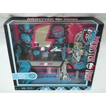 Monster High - Penteadeira Da Frankie Stein