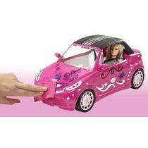 Barbie Salao Do Automovel Mattel