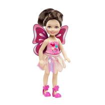 Boneca Chelsea Barbie Family Chelsea Fantasy Fairy - Mattel