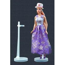 Suporte Barbie, Monster High -10 Pç- Frete Grátis - R$ 49,90
