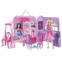 Barbie A Princesa E A Pop Star Quarto - Mattel