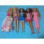 Lote De Bonecas Barbies As 5 Por R$98,90