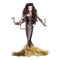 Barbie Medusa - Raridade No Brasil Com Nota