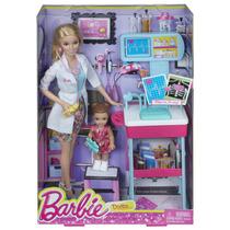 Boneca Barbie Profissões Doutora - Mattel