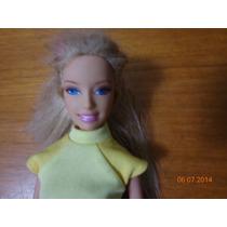 Barbie Boneca Antiga Mattel Coleção 1999 Made Indonesia