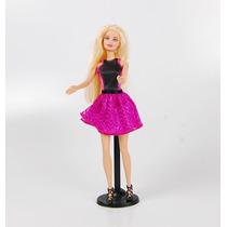 Boneca Barbie Cabelos Cacheados ¿ Original Mattel