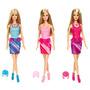 Boneca Barbie Fashion And Beauty Com Anel * Original Mattel
