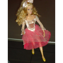 Barbie Gigante 38 Cm Mattel Unica A Venda No Brasil Rara