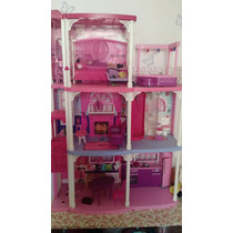 Casa Da Barbie 3 Andares Mattel