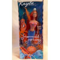 Barbie Mermaid Fantasy Doll Kayla Sereia 2002
