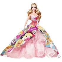 Barbie Generations Of Dreams - 50º Th Anniversary - Mattel