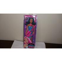 Barbie Rock In Royals Nova Na Caixa R$ 80,00