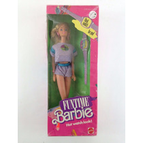 Barbie Fly Time 1986 Antiga Vintage 80 90