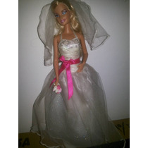 Barbie Mattel Noiva Antiga