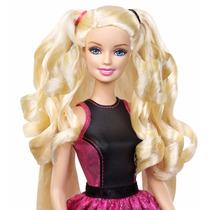 Boneca Barbie Fashion And Beauty Cabelos Cacheados - Mattel