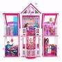 Mansão Barbie Casa Na California 2 Andares - Pronta Entrega