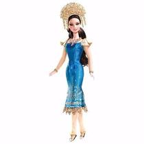 Barbie Dolls Of The World Asia/sumatra/indonésia Pink Label