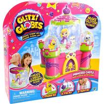 Conjunto Kit Glitzi Globes O Castelo Da Princesa Intek