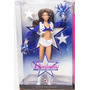 Barbie Cheerleaders Dallas Cowboy Morena Latina Model Muse