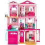 Casa Dos Sonhos Da Barbie Dream House 2015 3 Andares Mattel